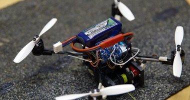 20181027030418418 - باحثون يطورون طائرات بدون طيار يمكنها حمل أشياء أثقل 40 مرة من وزنها