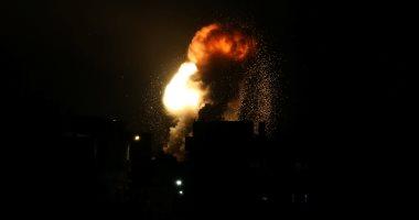 جيش الاحتلال يؤكد قصف أهدفا للجيش السورى بزعم إطلاق قذائف تجاه الجولان