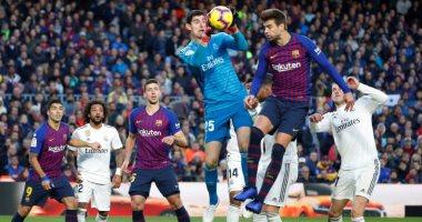 تقارير: الاتحاد الإسبانى يقرر تأجيل كلاسيكو برشلونة وريال مدريد