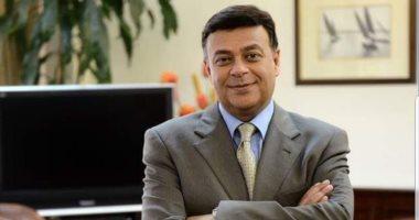 رئيس القابضة للتأمين يلتقى ممثلى شركة فرنسية لتطوير العقارات التاريخية بالقاهرة