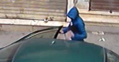 القبض على مسجل خطر لسرقته سائق بالإكراه أعلى دائرى البساتين