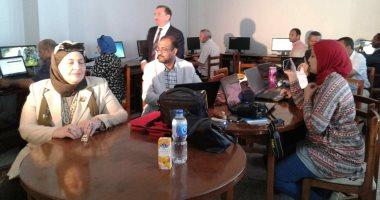 جامعة أسوان تنظم تدريب عن التعليم الإلكترونى بمشاركة هيئة التدريس