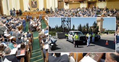 تعرف على شروط تراخيص السيارات وعقوبة المخالفين فى قانون المرور الجديد