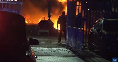 باكستان تبدأ عمليات إنقاذ بعد تحطم طائرة على متنها 107أشخاص قرب كراتشي..فيديو