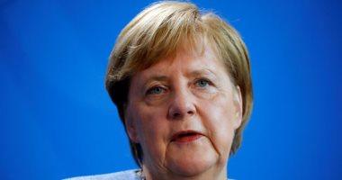 ميركل تشارك فى منتدى دافوس الإقتصادى بسويسرا
