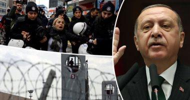 الاتحاد الأوروبى ينتقد مدد الاعتقال التعسفى الطويلة فى تركيا