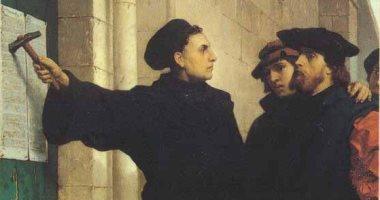 فى ذكرى اعتراضه على الكنيسة.. قصة غضب والد مارتن لوثر من نجله بسبب البرق