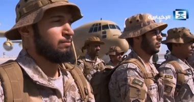 شاهد.. ضابط بالجيش السعودى يكشف أهداف تمرين درع العرب 1