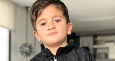 كل ما تكبر تحلى.. شاهد صور ابنى ميسى سيرو وتياجو
