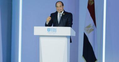 السيسي يؤكد لرئيس وزراء إيطاليا دعم مصر لجهود التوصل لتسوية سياسية بليبيا