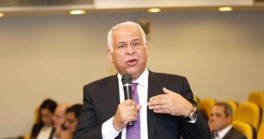 فرج عامر يهاجم طاقم تحكيم مباراة سموحة والمقاولون العرب