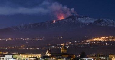 دراسة ألمانية: أكبر بركان فى أوروبا سيسبب دمارا شرق البحر المتوسط