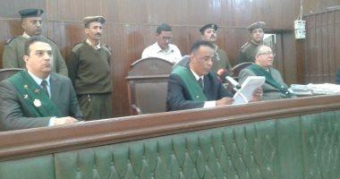 تجديد حبس 3 عاطلين متهمين بقتل شاب فى السلام 15 يوما