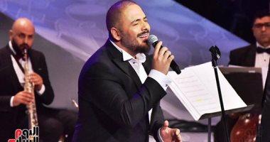 رامى عياش يحيى حفلا غنائيا ناجحا بالدورة الـ27 من مهرجان الموسيقى