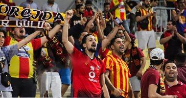 جماهير الأهلى تحضر مران الفريق فى تونس قبل مواجهة الترجى