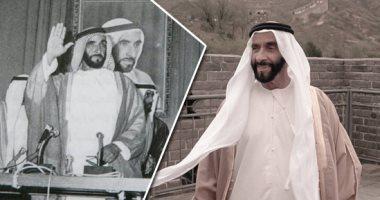 الشيخ زايد مؤسس دولة الإمارات