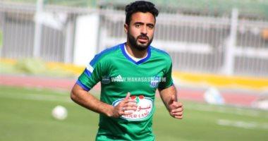 الأهلى يحصل على توقيع محمود وحيد لاعب المقاصة