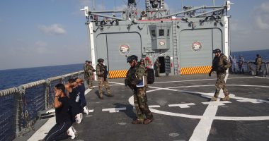 البحرية المصرية والفرنسية تنفذان تدريبًا بحرياً عابرًا فى البحر المتوسط