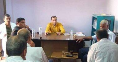 وكيل صحة الأقصر يستقبل أطباء واستشاريين لدعم مستشفى القرنة