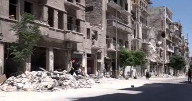 المرصد السورى: الطيران الروسى نفذ أكثر من 120 غارة على حلب منذ أمس