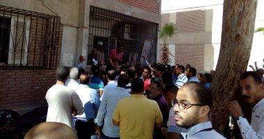 قارئ يشكو نقص عدد الموظفين والزحام الشديد بالشهر العقارى فى مدينة 6 أكتوبر