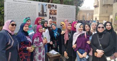 شاهد.. متحف الأمير محمد على يقدم جوائزه لزواره فى عيد ميلاد مؤسس القصر