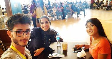لبنانية تعمل بالأمم المتحدة تنشر صور مشاركتها بمنتدى شباب العالم: فرصة مهمة