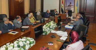 محافظة الإسكندرية تعلن احتمالية سقوط أمطار غزيرة غدا