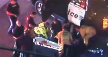 أول فيديو من موقع إطلاق النار بأحد الملاهى الليلية فى كاليفورنيا