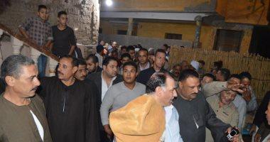 مؤتمر جماهيرى بدمنهور الوحش وكفر فرسيسى لتأييد محمد فودة فى انتخابات البرلمان