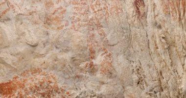 وحش غامض يشبه البقرة.. سر أقدم لوحة رسمها الإنسان منذ 40 ألف سنة