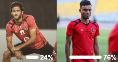 استفتاء اليوم السابع.. 76% يتمنون قيادة صلاح محسن لهجوم الأهلى أمام الترجى