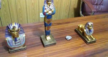 سفير مصر ببغداد يتواصل مع سلطات العراق للوقوف على حقيقة بيع آثار فرعونية