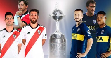 Boca Juniors faces the River Plate for the first time in Libertadores Cup