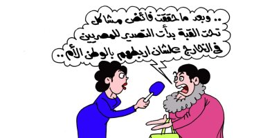 غادة عجمى.. برلمانية تصدير الأزمات للخارج بعد إشباع السوق المحلية بالتفاهات