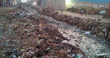 قارئ يرصد كارثة بيئية: مصرف مجارى مكشوف بمحيط مؤسسة الزكاة