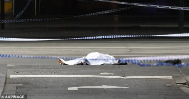 صور وفيديو.. مقتل شخص وإصابة 2 فى حادث الطعن بأستراليا