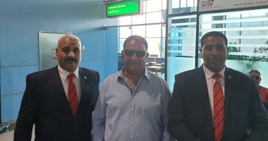 أمن الأهلي يطير إلى تونس لتأمين بعثة الفريق فى رادس