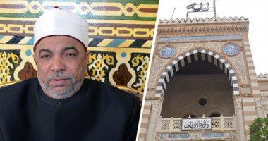 جابر طايع: لسنا فرحين بغلق المساجد ولكن الحفاظ على صحة المصريين واجب وطنى