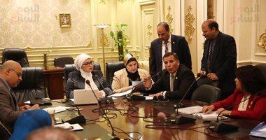 """بدء اجتماع """"قوى البرلمان"""".. ووزيرة التخطيط تعتذر عن الحضور"""