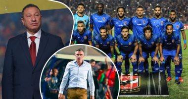 البطولة العربية تحدد مصير كارتيرون مع الأهلي