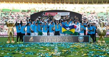 Kawasaki retiene el título de la Liga japonesa para la segunda temporada de Tawala