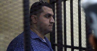 """صور.. صراخ وإغماءات لأسرة """"عفروتو"""" بعد الحكم على ضابط وأمين شرطة المقطم"""