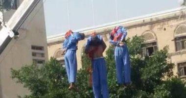 """إيران تنفذ إعداما جماعيا بحق 22 شخصا بمنطقة الأحواز """"دون محاكمة"""""""