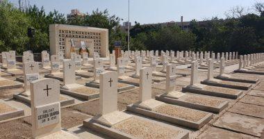 هنا يرقد 80 جنديا فرنسيا.. قصة مقابر منحتها مصر لضحايا الحرب العالمية الأولى