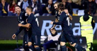 ريال مدريد يتخطى سيلتا فيجو برباعية فى الدوري الإسباني.. فيديو