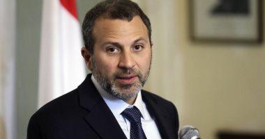 """وزير الخارجية اللبنانى يتهم أطرافا بمحاولة إسقاط النظام ويؤكد البديل """"ضباب """""""