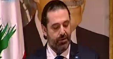 رئيس وزراء لبنان: لا نملك ترف الوقت لإضاعته فى الصراعات السياسية