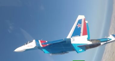 """كلاكيت ثانى مرة.. مقاتلات بريطانية تعترض طائرات روسية بـ""""البلطيق"""""""