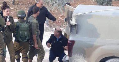 قوات الاحتلال الإسرائيلى تعتقل شابين فلسطينيين من بيت لحم